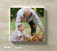 Photo grandad and kid - Snapfish