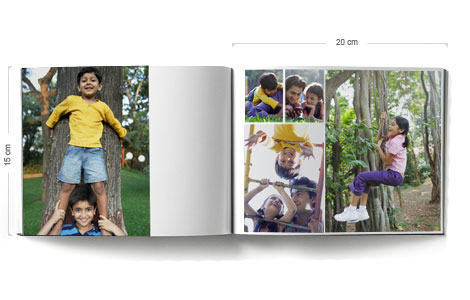 Photo book M – Soft cover