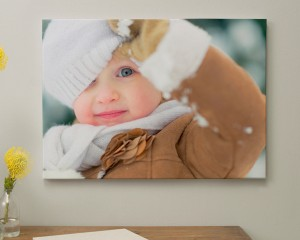 Photo Framed Child - Printer Pix