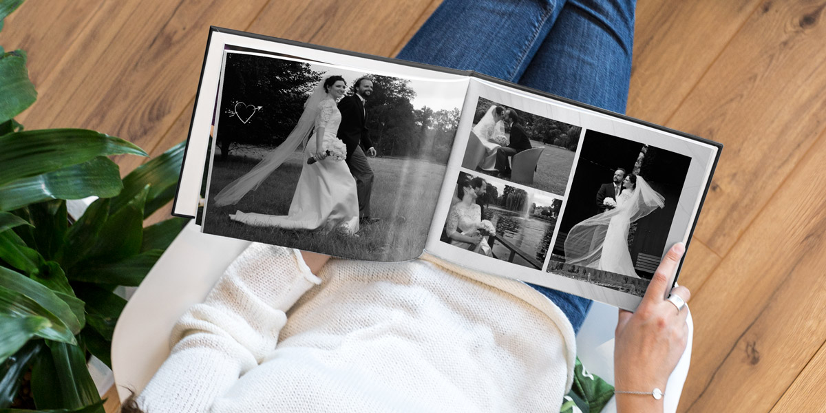 Discover Wedding Album Ideas To Remember Your Big Day Bonusprint Blog