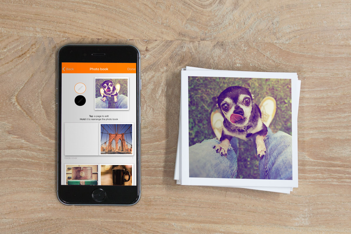 Instagram photo book ideas