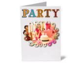 Albelli inspiration party invitation