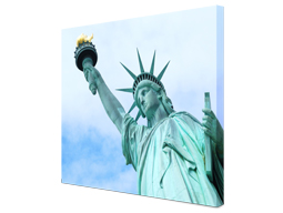 canvas of the statue of liberty Albelli